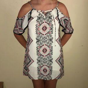 Boho chic Trixxi summer dress size M